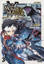 Monster hunter epic 3 Manga