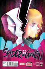 Spider-Gwen 5 Comics