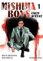 Mishima boys T.1 Manga