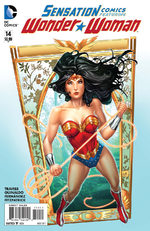 Sensation Comics Featuring Wonder Woman # 14