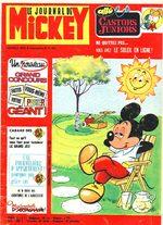 Le journal de Mickey 1105 Magazine
