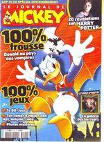 Le journal de Mickey 3045 Magazine