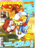 Le journal de Mickey 3191 Magazine