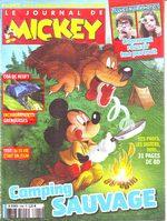 Le journal de Mickey 3180 Magazine