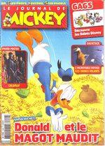 Le journal de Mickey 3108 Magazine