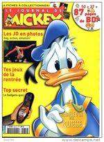 Le journal de Mickey 2934 Magazine