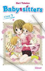 Baby-Sitters 9 Manga