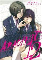 Arachnid 12 Manga