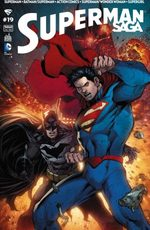 Superman Saga # 19