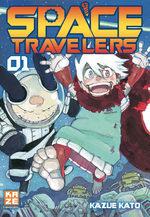 Space travelers 1 Manga