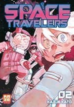 Space travelers 2 Manga