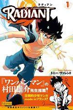 Radiant 1 Global manga