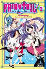 Fairy Tail - Blue mistral 2 Manga