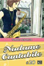 Nodame Cantabile 20