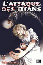 L'Attaque des Titans # 16