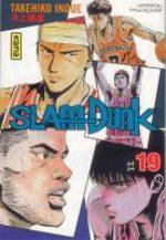 couverture, jaquette Slam Dunk 19