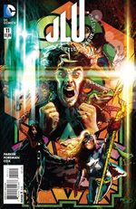 Justice League United # 11