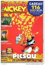 Le journal de Mickey 2943 Magazine