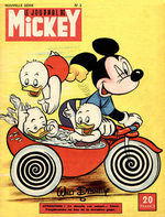 Le journal de Mickey 3 Magazine