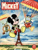 Le journal de Mickey 5 Magazine
