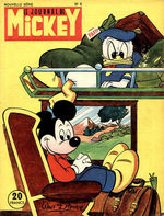 Le journal de Mickey # 6