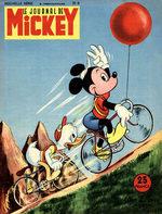 Le journal de Mickey 8 Magazine