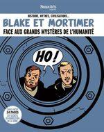 Blake et Mortimer face aux grands mystères de l'humanité 1 Guide