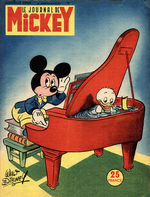 Le journal de Mickey # 11
