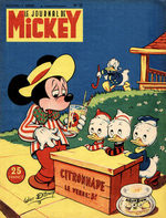 Le journal de Mickey # 12