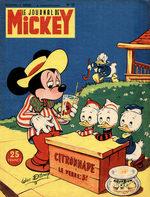 Le journal de Mickey 12 Magazine