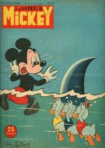 Le journal de Mickey 16 Magazine