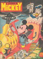 Le journal de Mickey 17 Magazine