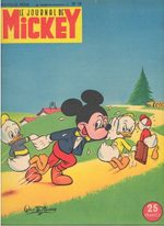Le journal de Mickey # 19