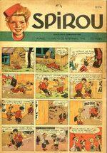 Le journal de Spirou 545