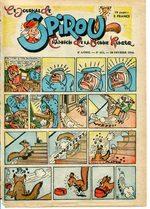 Le journal de Spirou 411