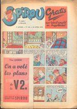 Le journal de Spirou 418