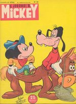 Le journal de Mickey # 22