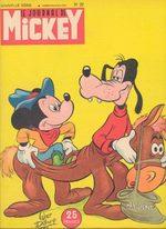 Le journal de Mickey 22 Magazine
