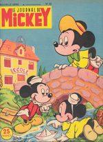 Le journal de Mickey 23 Magazine