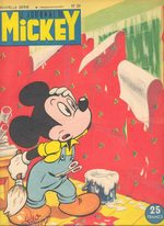 Le journal de Mickey # 24