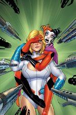 Harley Quinn & Power Girl # 2