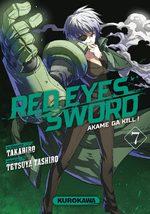 Red Eyes Sword - Akame ga Kill ! #7