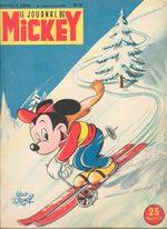 Le journal de Mickey 33 Magazine