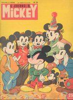 Le journal de Mickey 38 Magazine