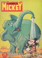 Le journal de Mickey 39 Magazine
