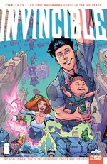 Invincible 118 Comics
