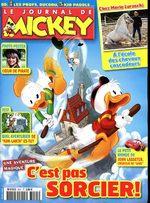 Le journal de Mickey 3101 Magazine