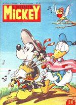 Le journal de Mickey 41 Magazine