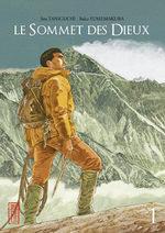 couverture, jaquette Le Sommet des Dieux Cartonnée 1