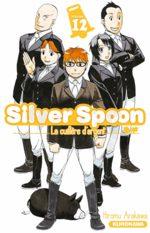 Silver Spoon - La Cuillère d'Argent # 12